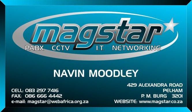 businesses, cards, graphics, designs, blue, cctv, it, networking, computers, pabx, magstar