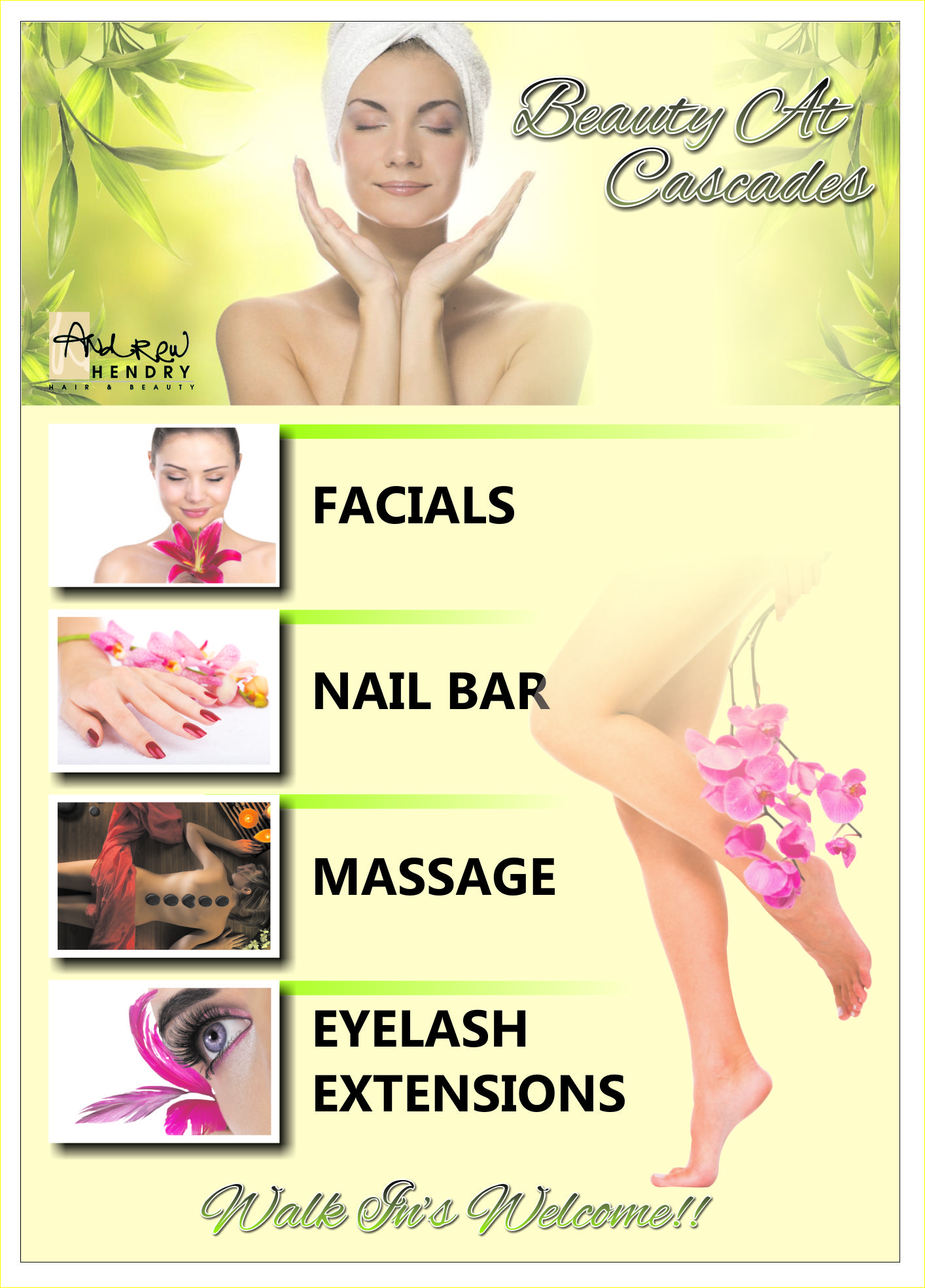 beauty, cascades, posters,  posters, banners, graphics, designs, advertising, advertisement